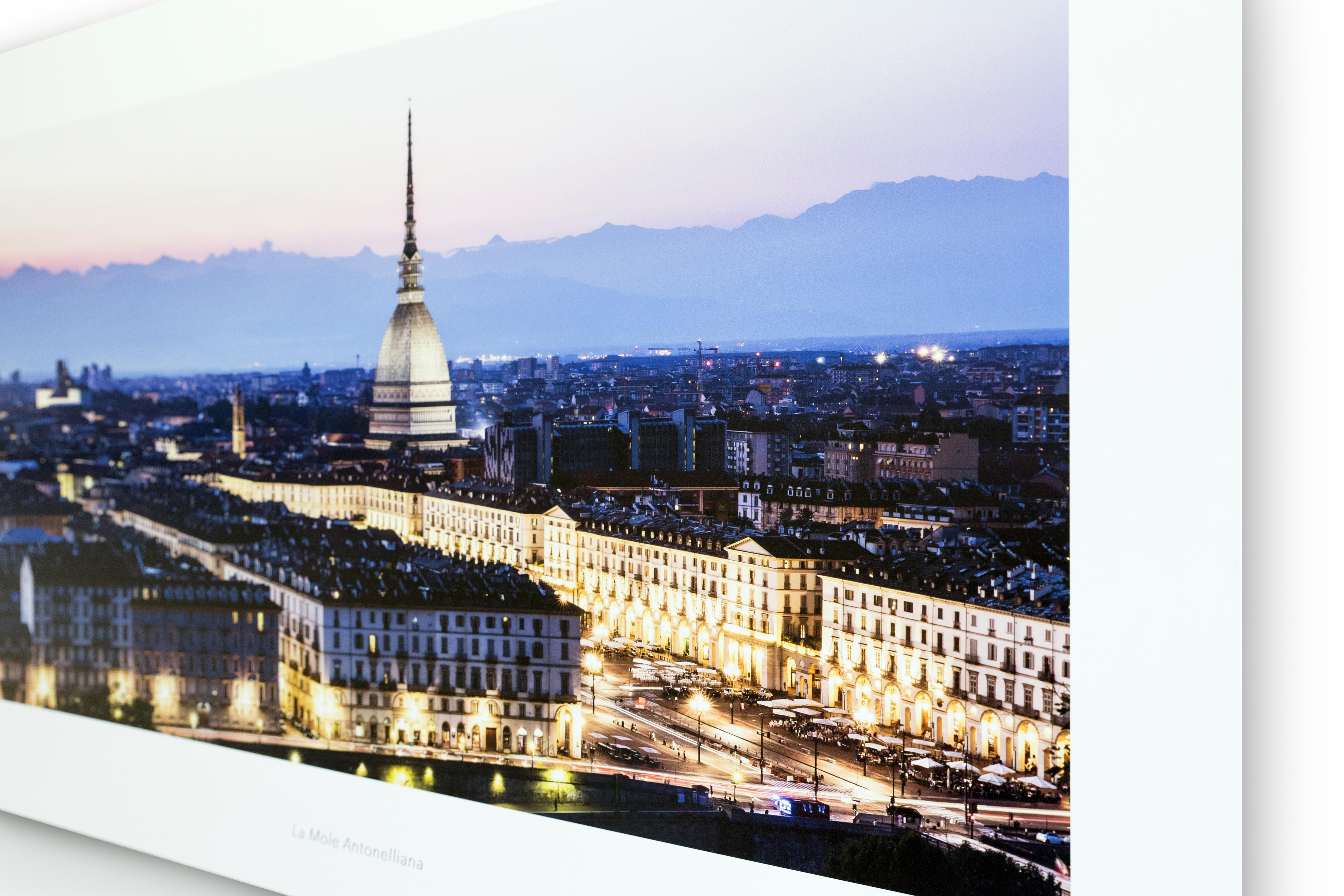 Wall print 'La mole Antonelliana di Torino'
